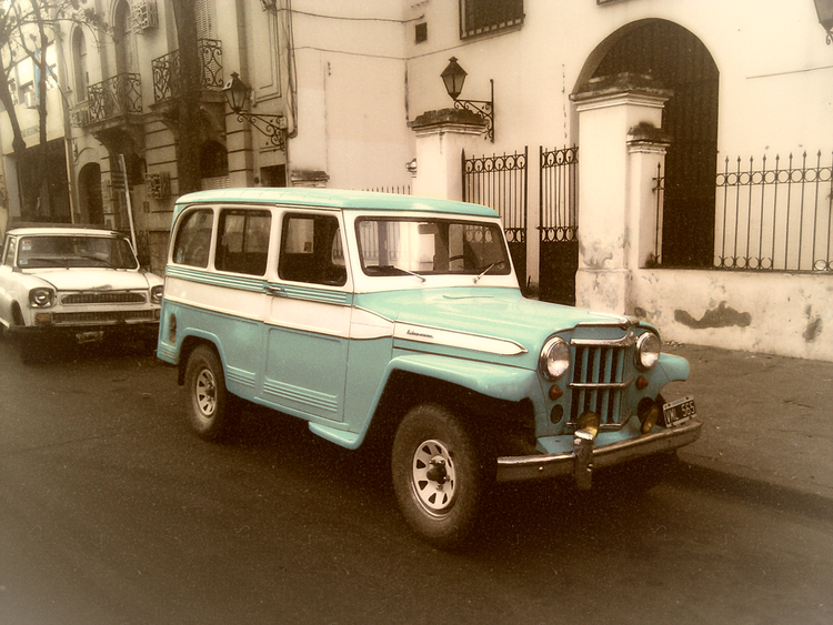 Back to the 50's in Salta