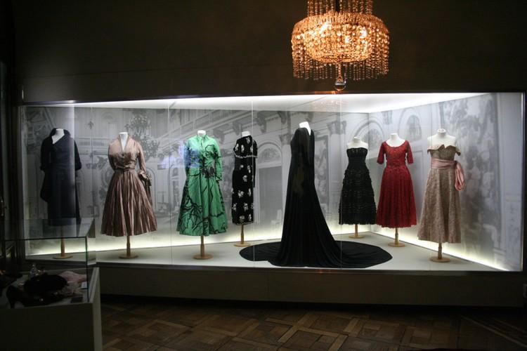 Evita's garderobe