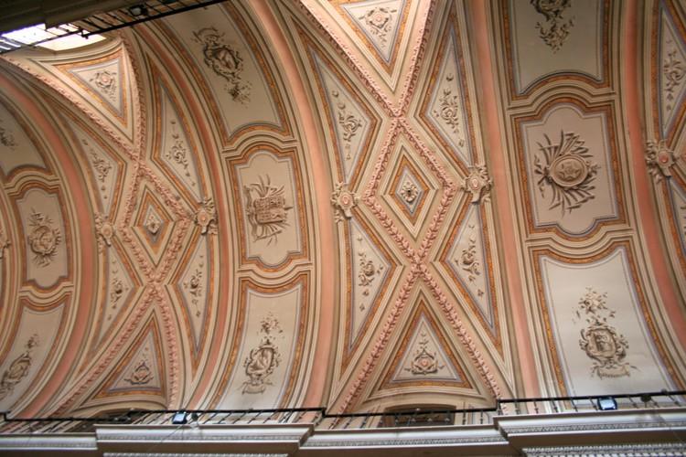 Plafond Iglesia San Fransisco