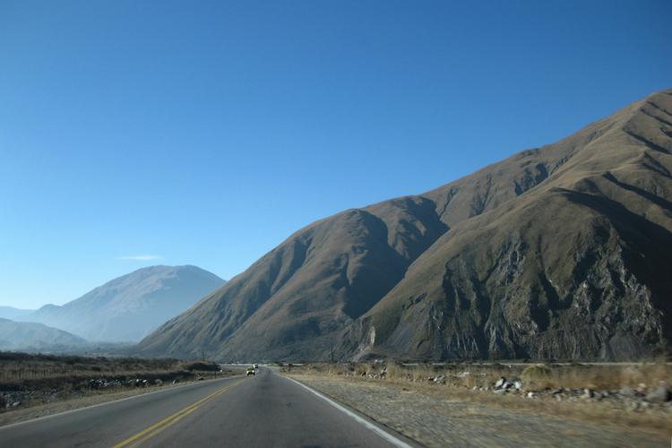 Ruta 9 Cafayate naar Purmamarca