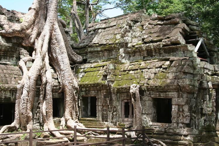 Ta Promh - aka Tomb Raider Tempel