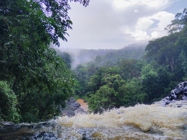 Bou Sra watervallen