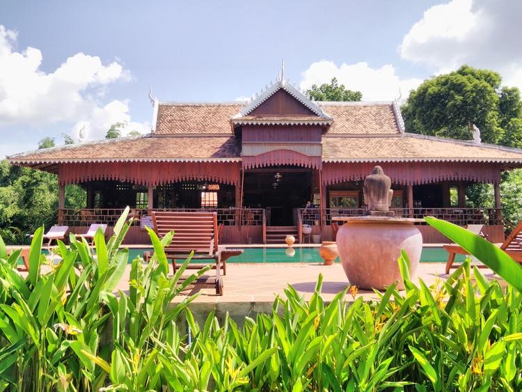 Rajabori Villa's Restaurant