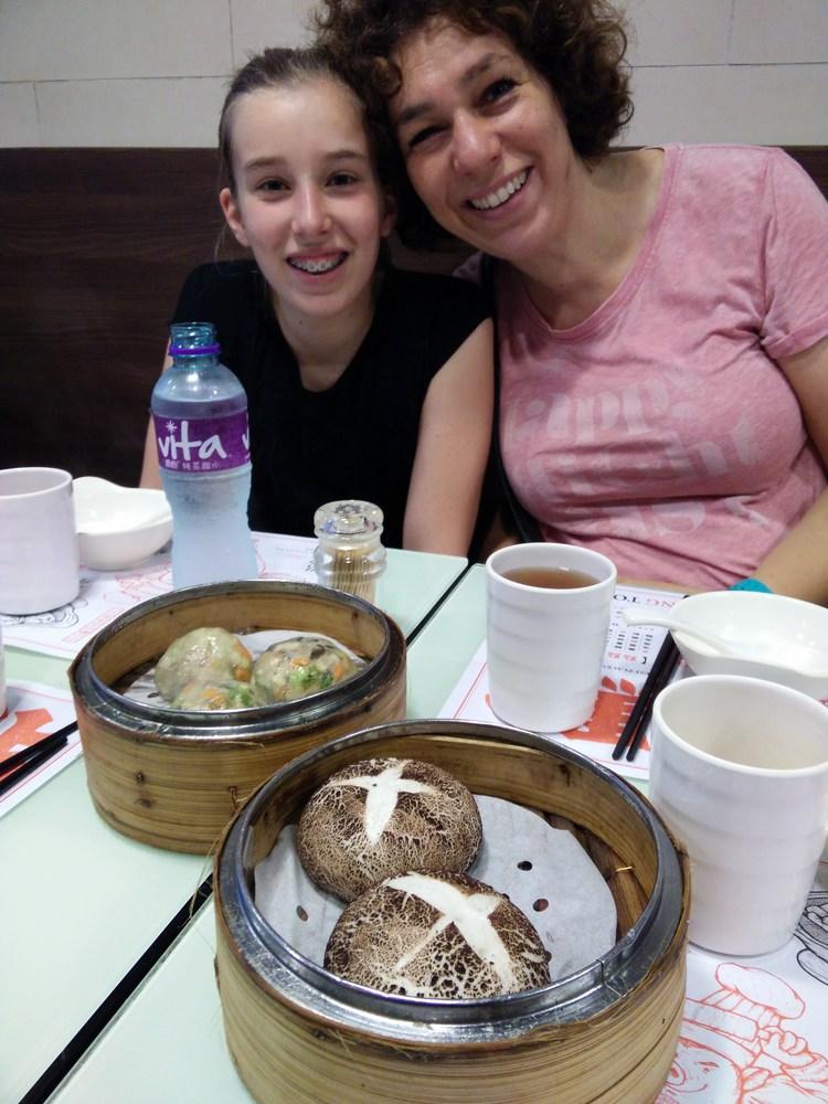 Lunch bij Dim Dim Sum