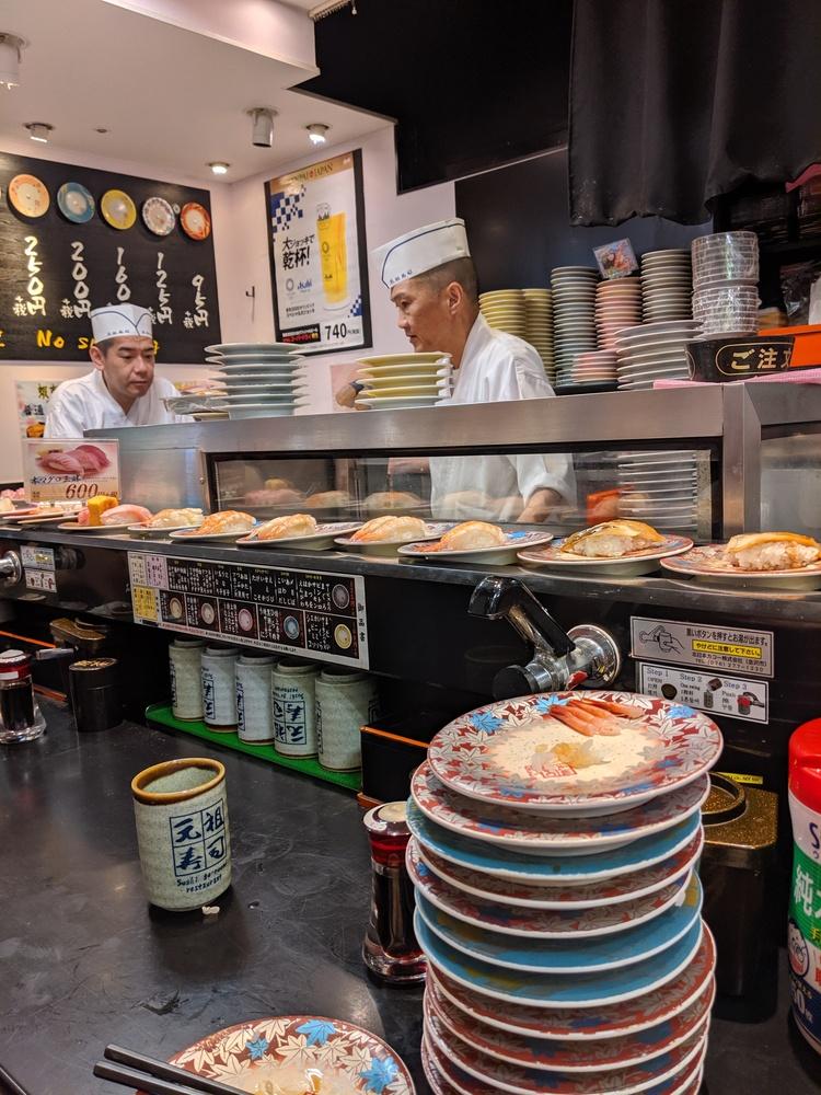 Ganzo Sushi