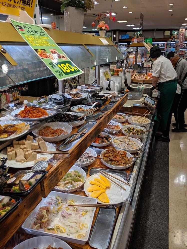 Lunch in Himeji