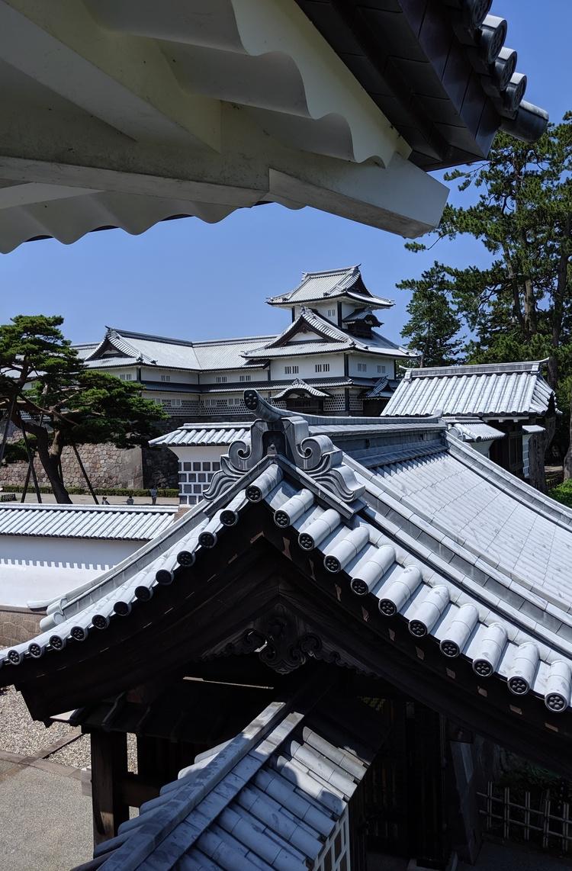 Kanazawa Kasteel