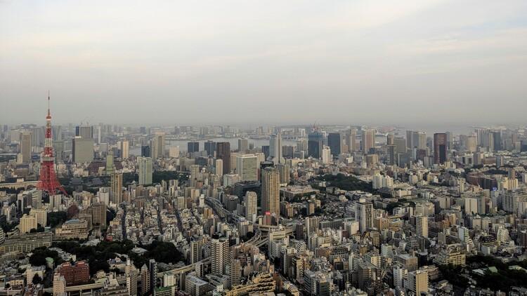 Skytower view