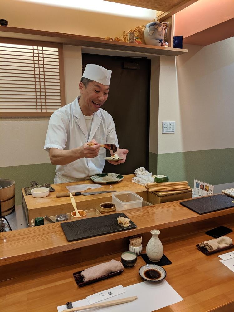 Sushi Dokoro Ichifuku