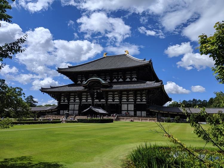 Todaiji heiligdom