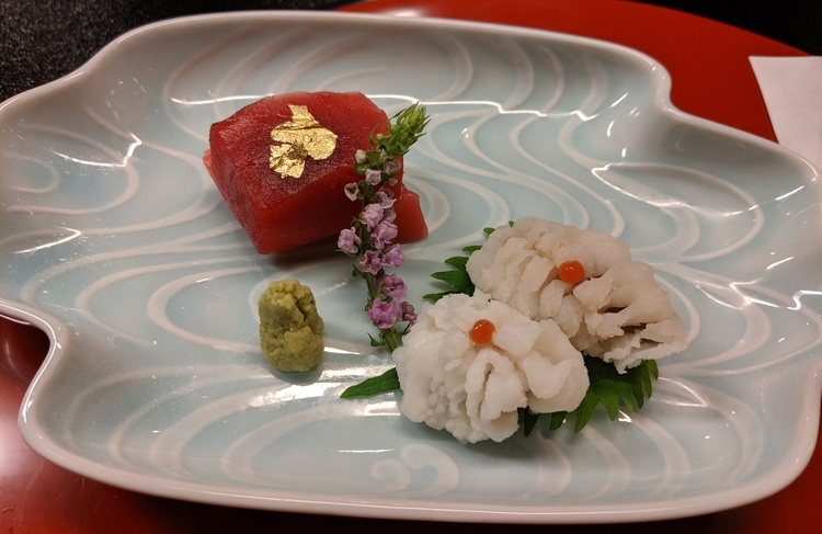 Today's sashimi