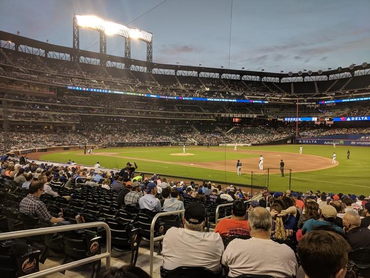 NY Mets vs Atlantic Braves